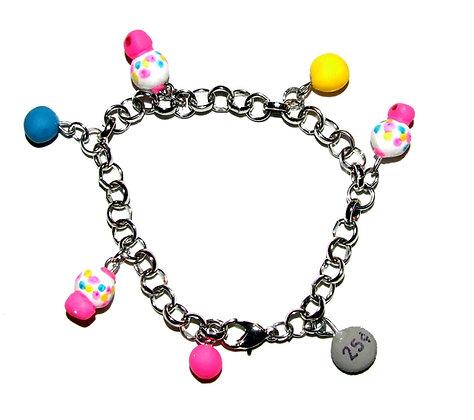 Gumball Machine Bracelet