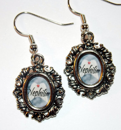 Framed Nephilim Earrings