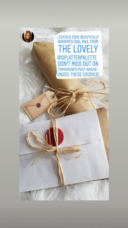 Owl Post Package