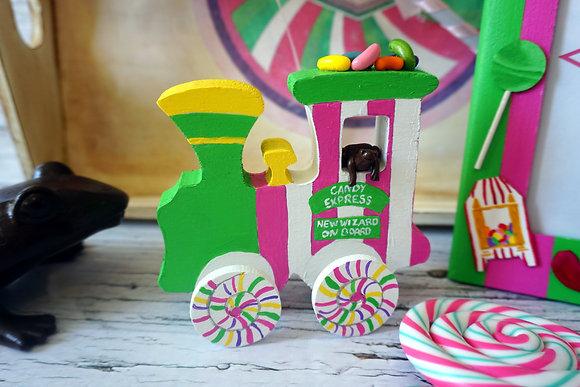 Sweet Train (New Wizard on Board)