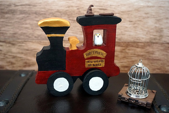 Baby Train (New Wizard on Board)