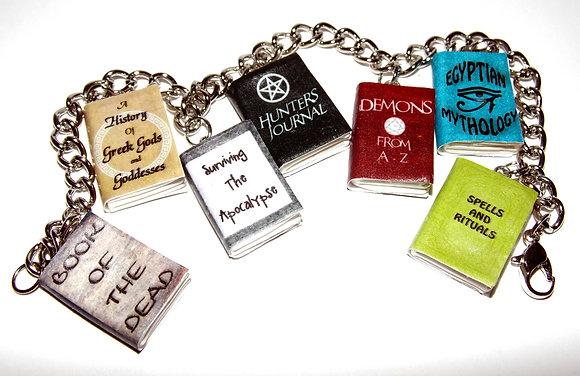 Hunters' Books Bracelet