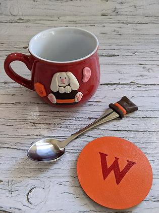 Bunny Mug and Spoon Set.