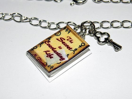 The Secret to Everlasting Life Charm Bracelet