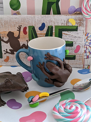 Sweets Mug and Spoon Set