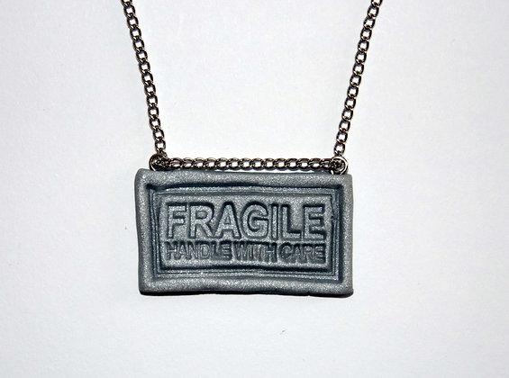 Fragile Necklace or Bracelet