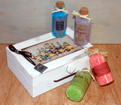 Wizards Bath Salts Set