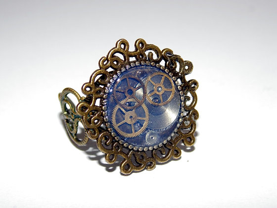Frozen In Time Companions' Ring