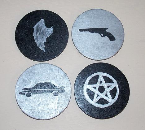 Hunters Coasters