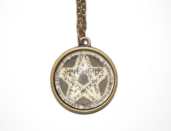 Supernatural Talisman Necklace