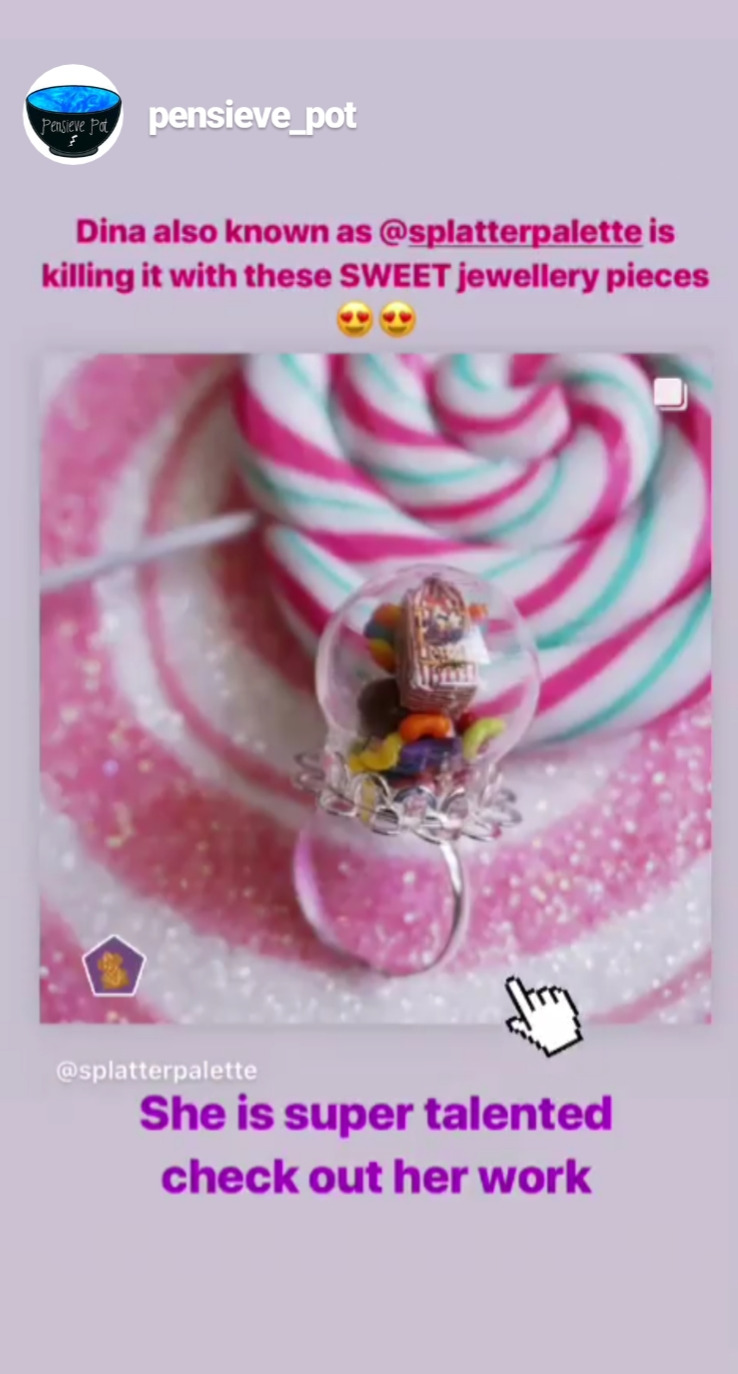 Sweets Ring