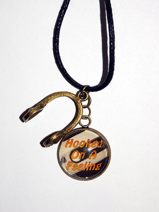 Hooked on a Feeling Charm Necklace