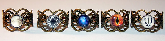 Supernatural Rings