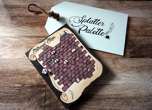 Slitherin' Steps Board Game