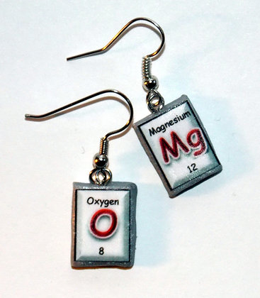 O Mg! Earrings