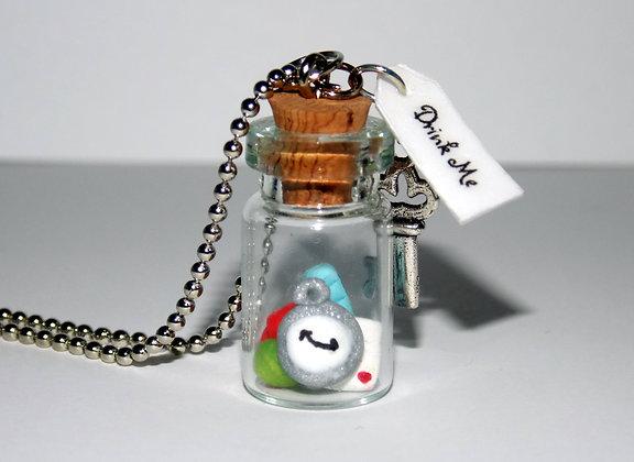 Wonderland Fantasy Realm Necklace