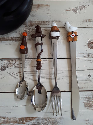 Magical Cutlery Set