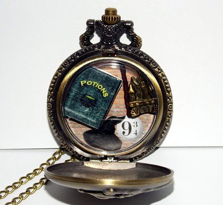 Wizard Locket