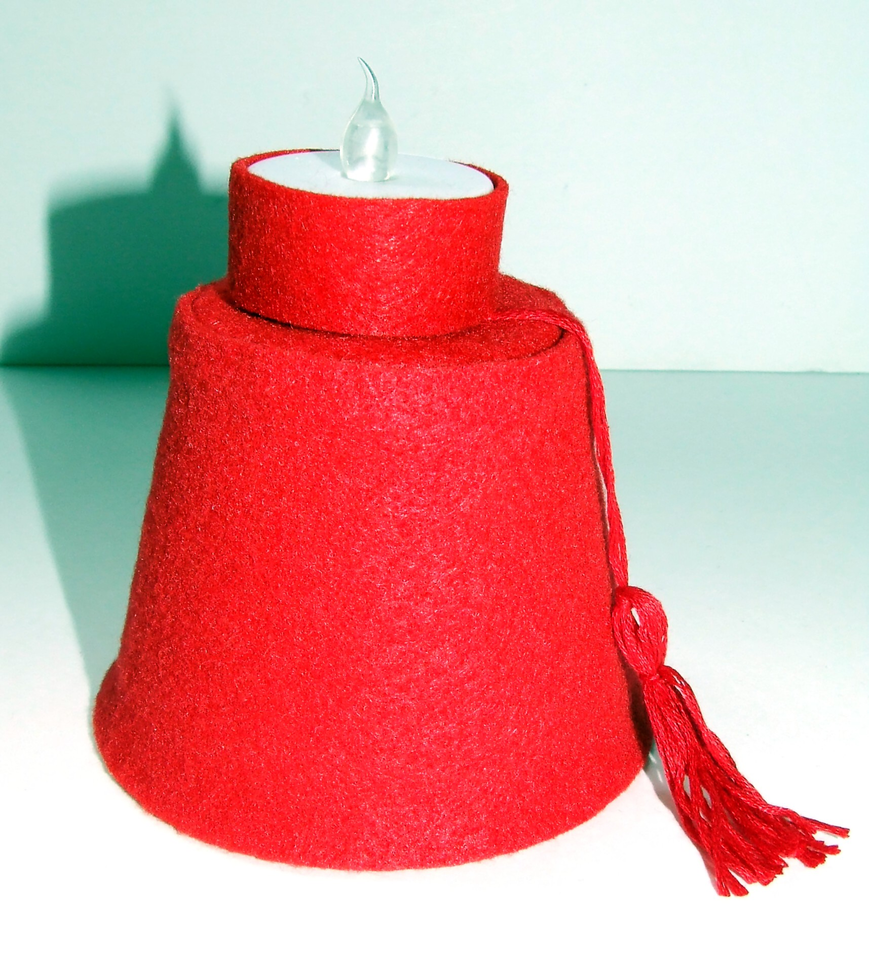 Fez Candle holders