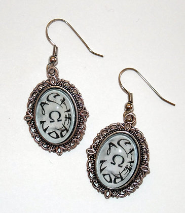 Acheron Earrings