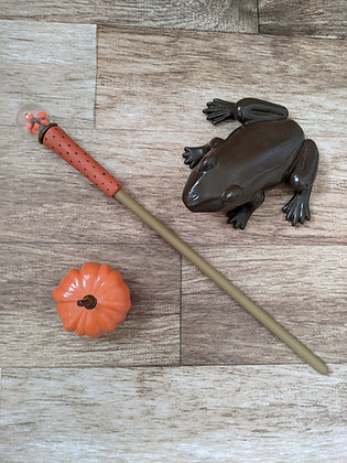 Pumpkin Juine In Globe Wand