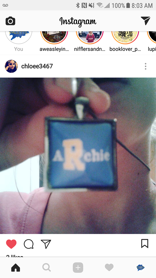 Archie Necklace