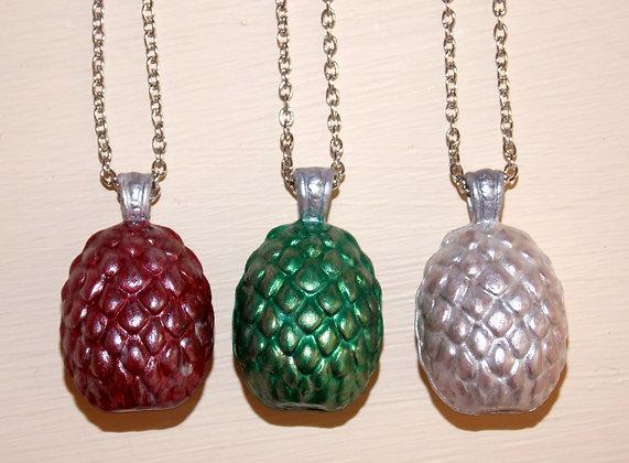 Dragon Egg Necklace