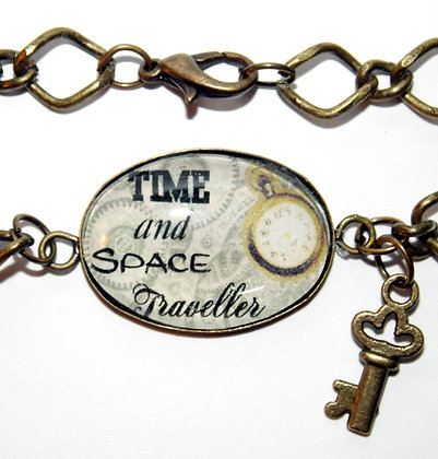 Time and Space Traveller Bracelet