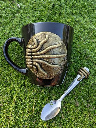 Snakes Mug and Spoon Set
