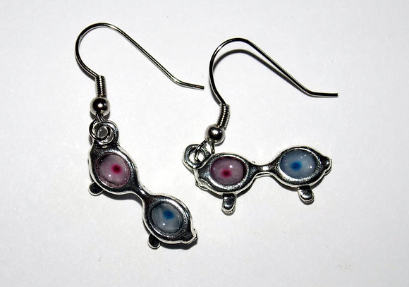 Wizard Spectacle Earrings