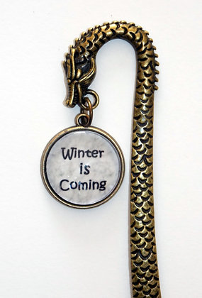 Winter Is Coming Bookmark