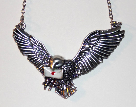 Owl Delivery Necklace