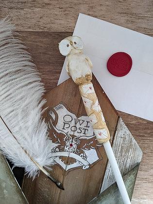 Owl Post Wand