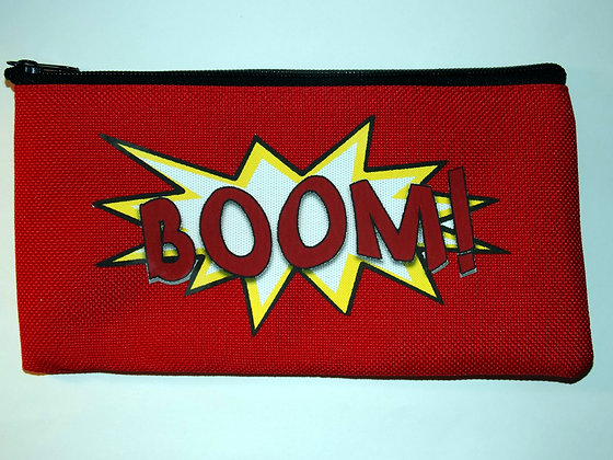 Boom! Pencil Case