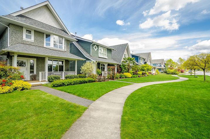bigstock-A-perfect-neighborhood-Houses-4