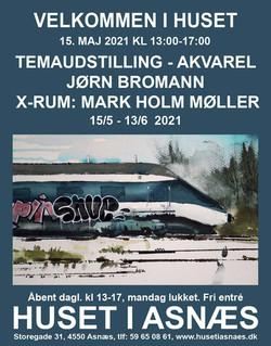 Annonce til Nordvestnyt og Ugeavisen Ods