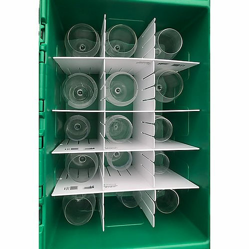 Moving Box for Glasses