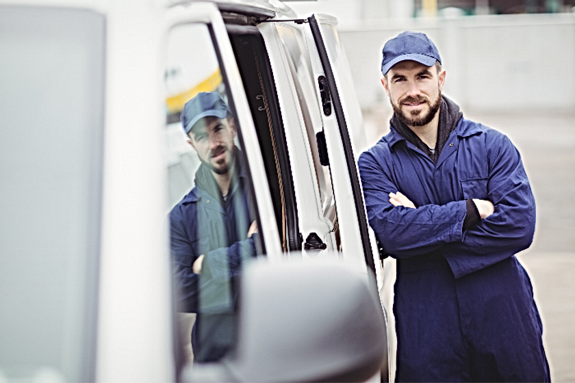 man with a van service Luxembourg