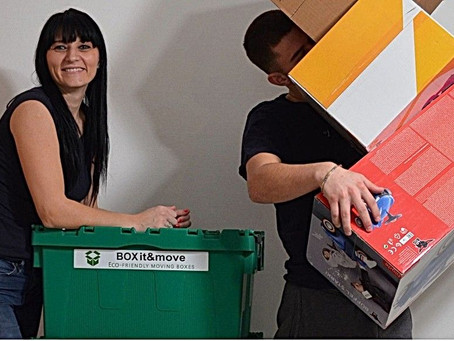 Why choose BOXit&move if you are moving