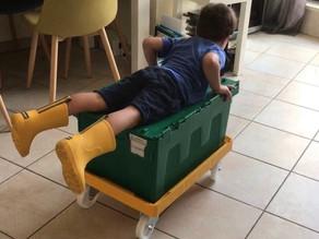 14 astuces pour déménager avec les enfants