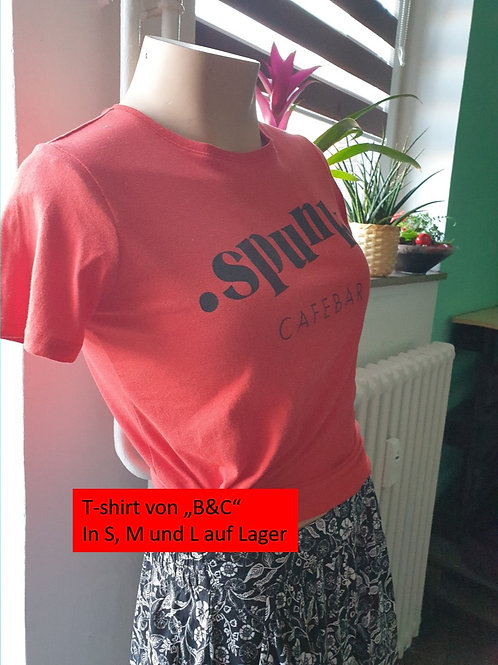 Rotes         Spunk T-shirt