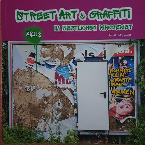 "Buch ""Street Art & Graffiti"""