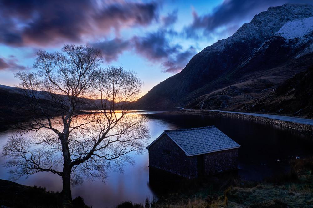 Llyn Ogwen Sunrise