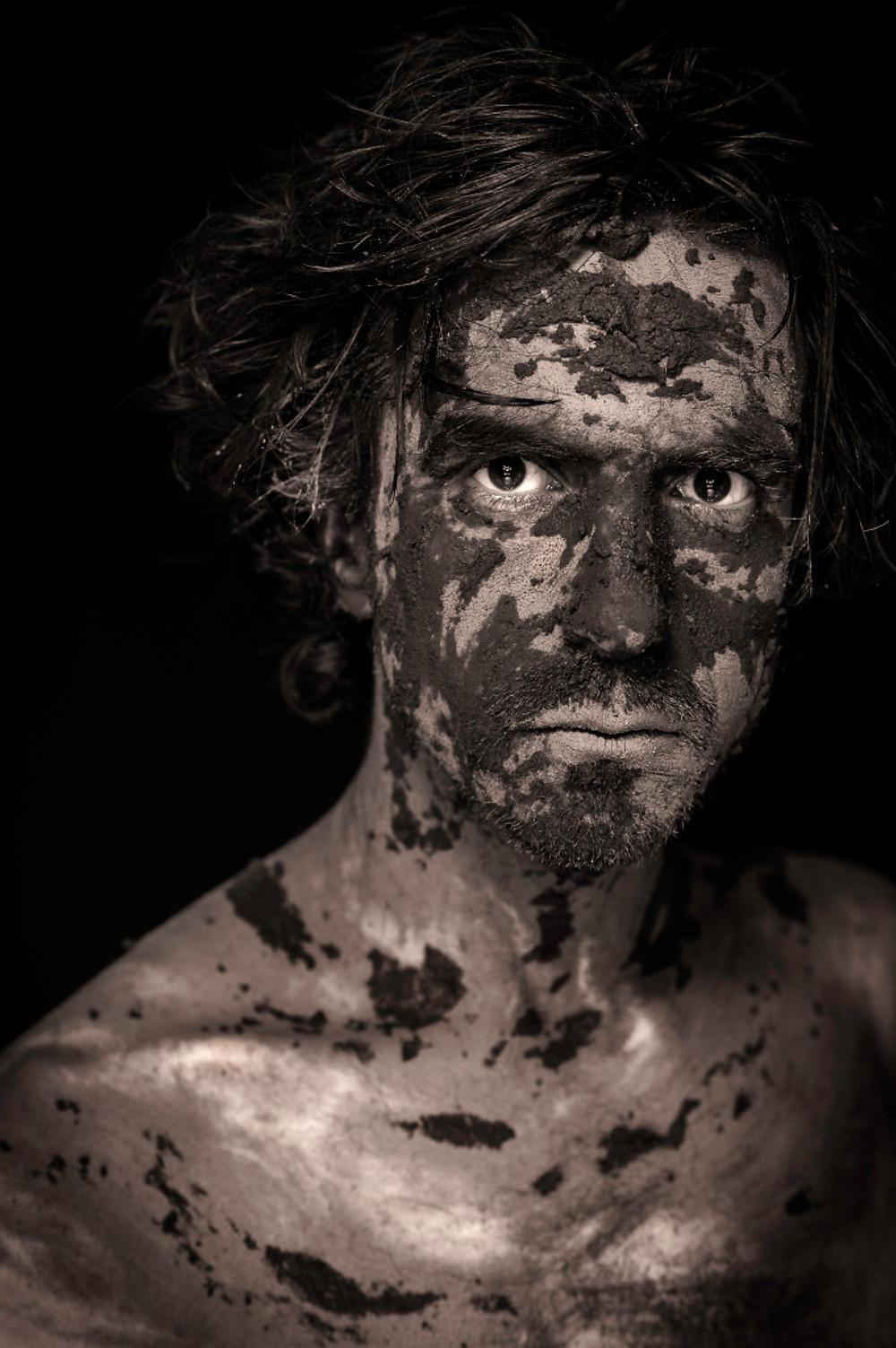 Muddy Face 1