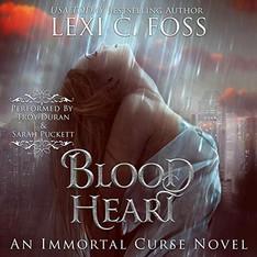 Blood Heart An Immortal Curse Novel, Book 3