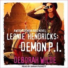 Leonie Hendricks: Demon P.I A World of Nava Katz Novel
