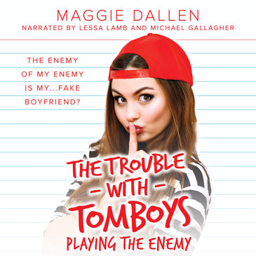 Playing the Enemy by Maggie Dallen