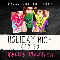 Holiday High Series: A YA Contemporary Romance Collection