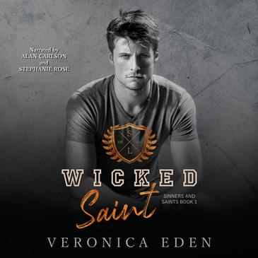 Wicked Saint by Veronica Eden