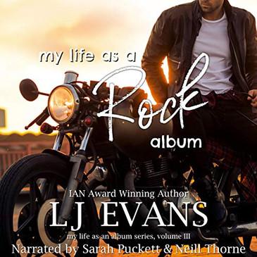 My Life as a Rock Album by LJ Evans